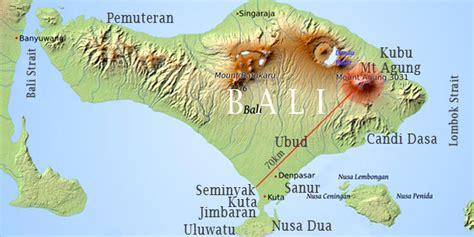 bali travel safety update tracking   nov
