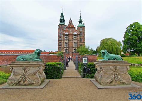 Rosenborg Castle Denmark