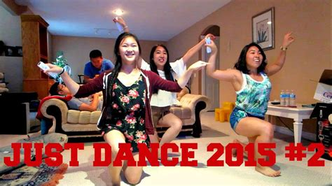 Just Dance 2015 #2 (birthday, Best Song Ever)