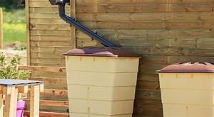 Recuperation Eau De Pluie : r cup ration d 39 eau de pluie la bonne id e ~ Premium-room.com Idées de Décoration
