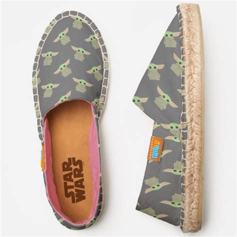 These Baby Yoda Espadrilles Will Have You Styling in a ...