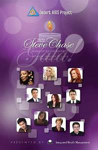 why fitness is essential 2012 steve chase humanitarian awards gala program by