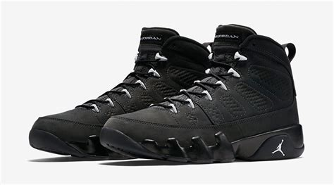 release date air jordan  anthracite sole collector