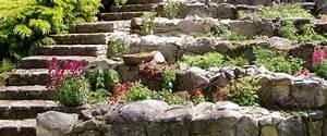 Garten Hügel Bepflanzen : steingarten ~ Indierocktalk.com Haus und Dekorationen