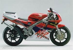 Nsr250 Net   Honda Nsr250r Mc28 Model History And