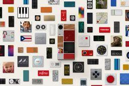 le lancement du smartphone en kit ara de repouss 233 224 2016