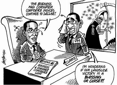 Jamaica October Gleaner Thursday Cartoon