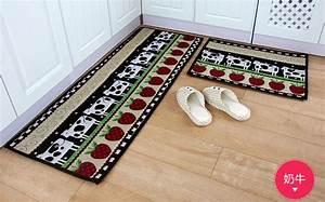tapis de cuisine antiderapant lavable cuisine naturelle With grand tapis cuisine