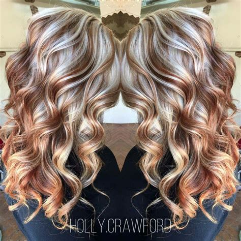 Is Platinum A Hair Color by Copper And Platinum Gorgeous Color Hair Hair Styles