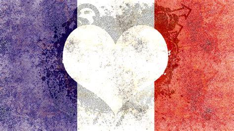flagge frankreichs  hintergrundbild