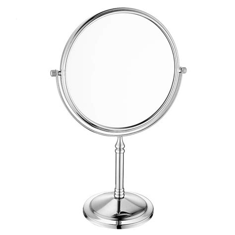 Sided Bathroom Mirror aliexpress buy 8 inch sided makeup oval