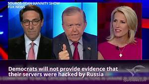 CNN stops question about DNC email server evidence as ...