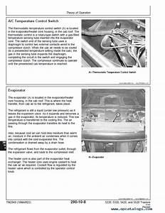 John Deere 5220 5320 5420 5520 Tractor Repair Tm2048