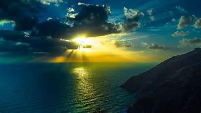 Windows 4k Uhd Nature Clouds Sun