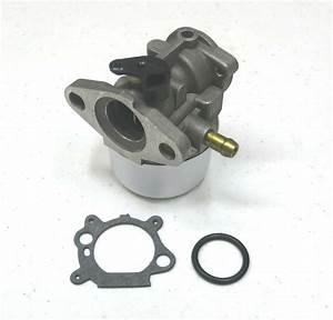 Brigg Stratton Lawn Mower Carburetor Diagram 498170