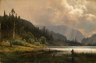 Hudson River School Landscape Art