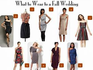 what to wear to a fall wedding the vyne With dresses to wear to fall wedding