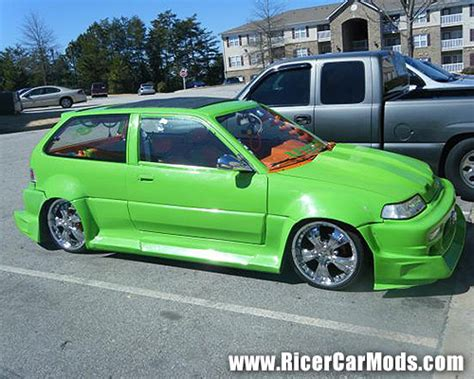 ricer civic ricer car mods the largest archive of ricer photos on