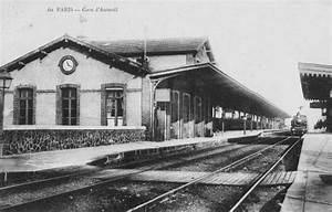 Train à L Arrivée : les gares de la petite ceinture dans le 16e arrondissement ~ Medecine-chirurgie-esthetiques.com Avis de Voitures