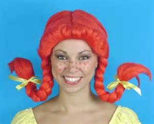 masquerade masks couples pippi plait wig creative costumes