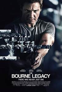 The Bourne Legacy Movie Poster (#5 of 8) - IMP Awards