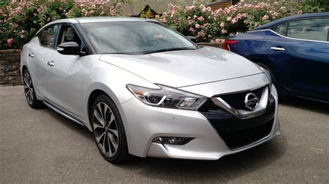 2016 Nissan Maxima  We Review The 4 Door Sports Car The