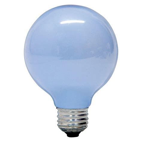 ge reveal 60 watt incandescent g25 globe reveal light bulb