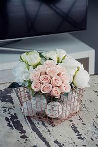 Fausse Fleur Deco : coin salon blog maman mode et beaut ~ Teatrodelosmanantiales.com Idées de Décoration