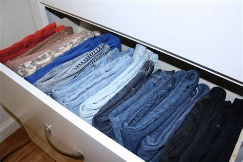 8 Ways To Organize Your Jeans  Eat, Sleep, Denim Blog