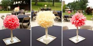 made on main craft confessions super cheap wedding With inexpensive wedding centerpieces ideas