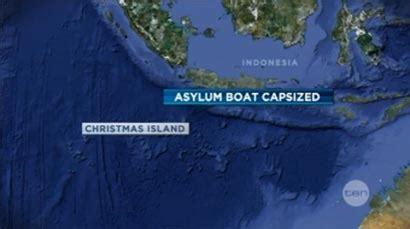 Asylum Boat Capsized by Lankans Among 75 Feared Dead Aussie Bound Boat Capsizes