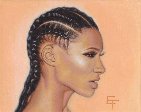 Ciara Cornrow Hairstyle by Cornrows Drawing At Getdrawings Free For Personal