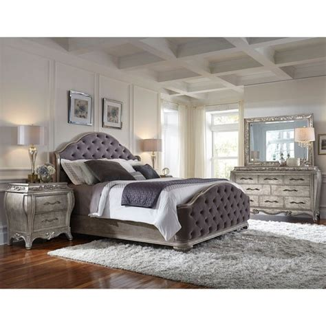 shop anastasia  piece king size bedroom set