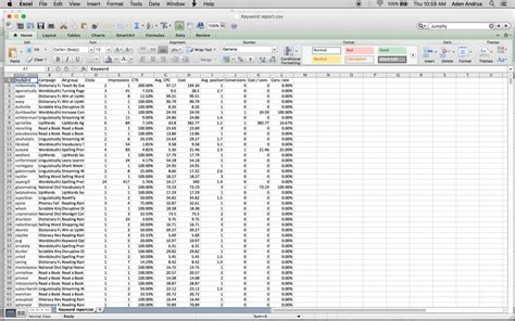 excel spreadsheet pivot table adwords quality score what it really is and how to use it