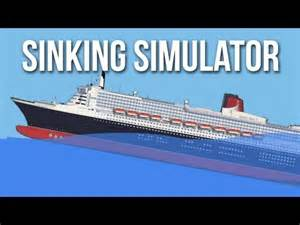 Sinking Ship Simulator Titanic Download by Titanic Sinking Simulation In Roblox Doovi