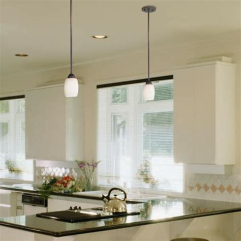 use energy efficient lighting in the kitchen to save money