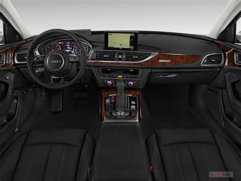 Audi A6 2017 Interior by 2017 Audi A6 Pictures Dashboard U S News World Report