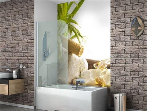 Tapete Für Feuchträume by Fototapete Mit Bambus Brunnen Im Modernen Badezimmer Bad