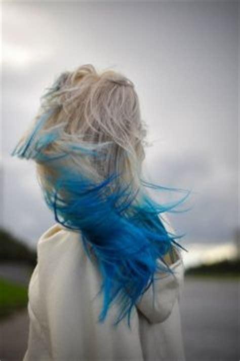 images  blonde blue hair  pinterest blue