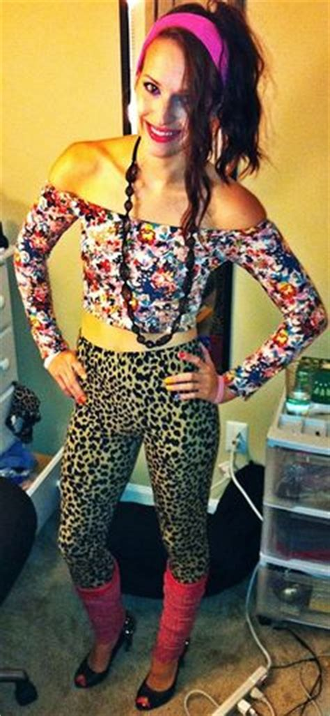 1000+ images about 80s Outfits on Pinterest | 80s outfit 80s fashion and 80s costume