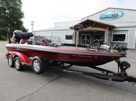 Ranger Boat Dealers In Nc by 2011 Used Ranger Boats Z Comanche Z520c Bass Boat For Sale