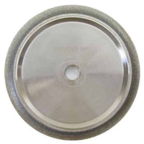archer usa 6 in x 1 2 in demi bull nose profile wheel for tile edge profiling epw6002 the