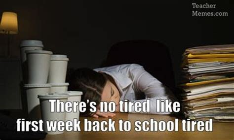 First Week Of School Meme - back to school memes for teachers