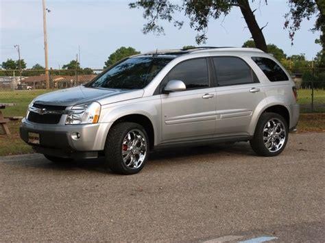Blackops 2006 Chevrolet Equinox Specs, Photos