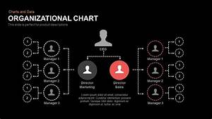 power point org chart template - organizational chart powerpoint keynote template slidebazaar