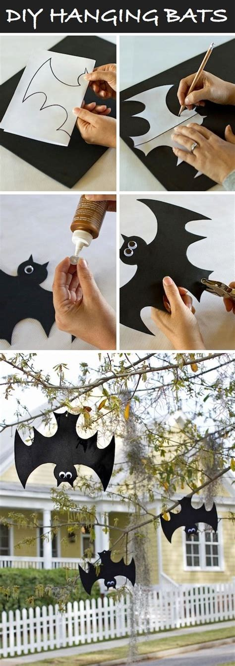 easy  awesome homemade halloween decorations