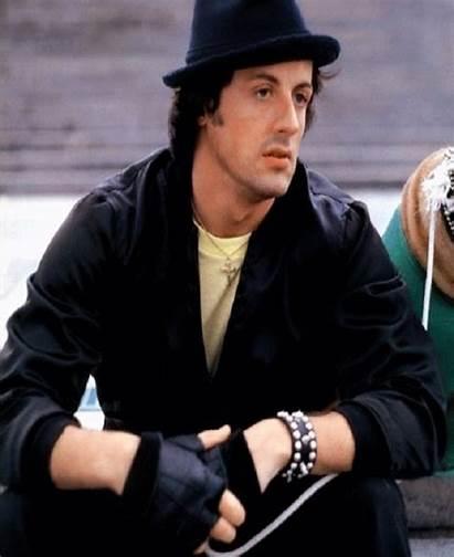Rocky Balboa Jacket Stallone Sylvester Tiger Dog