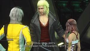 Final Fantasy XIII 2 Paradox Ending The Future Is Hope