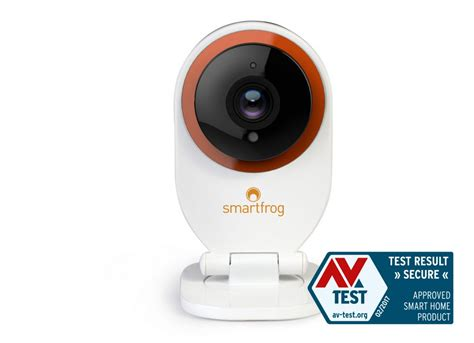 The First Av-test Certified Ip Camera