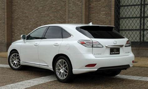 3dtuning Of Lexus Rx Crossover 2012 3dtuning.com